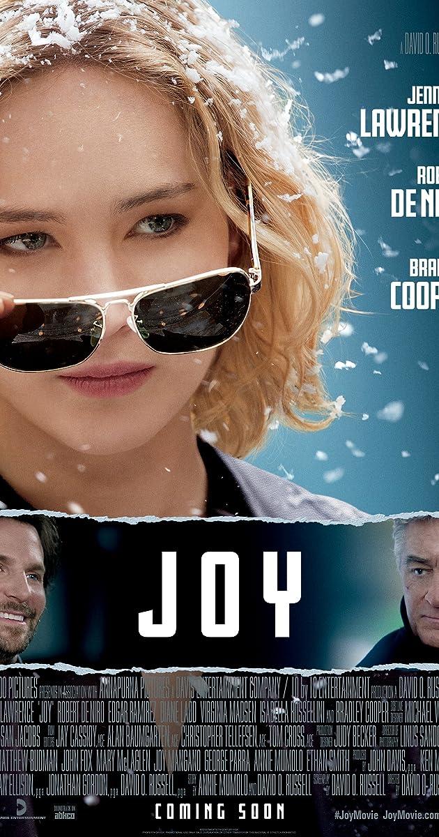 Joy 2015 Full Cast & Crew IMDb