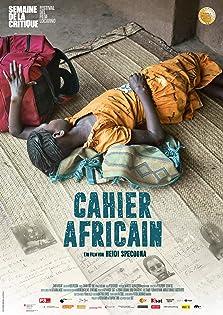 Cahier africain (2016)