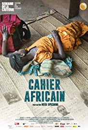 Cahier africain Poster