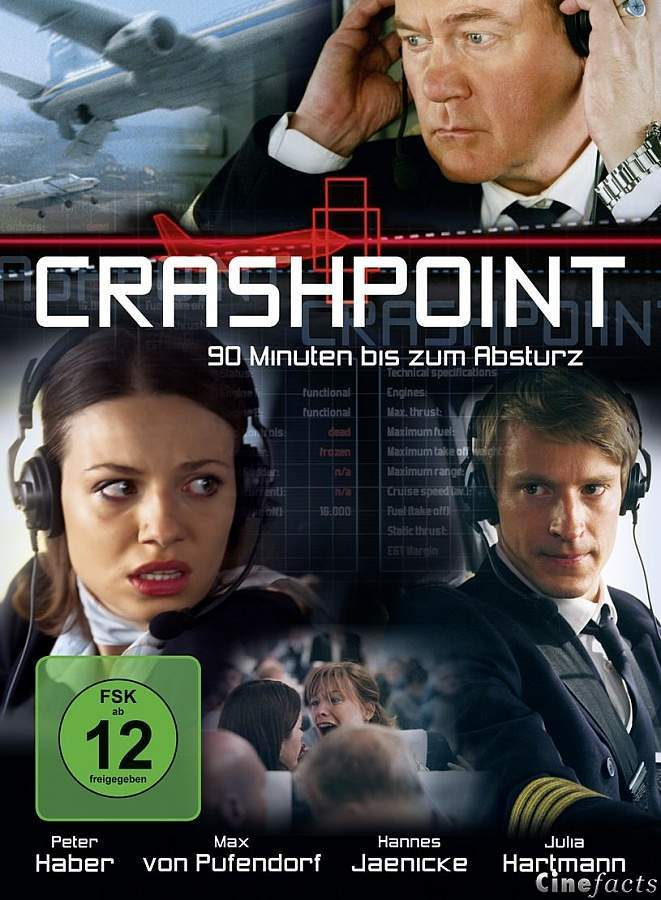 Crashpoint - 90 Minuten bis zum Absturz (TV Movie 2009) - IMDb