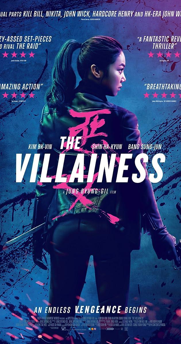 Người Đẹp Báo Thù - The Villainess (2017)