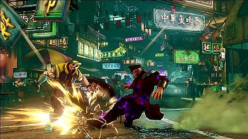 Street Fighter V: Bison