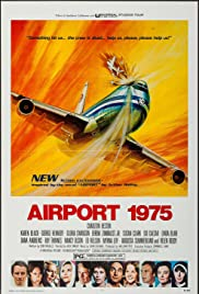 Airport 1975 (1974) Poster - Movie Forum, Cast, Reviews