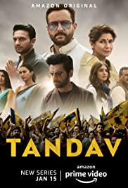 Tandav : Season 1 Hindi AMZN WEB-DL 480p, 720p & 1080p | [Complete] Single Episodes