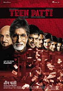 Watch full movies websites Teen Patti by Bumpy [hddvd]