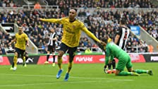 Newcastle United v. Arsenal