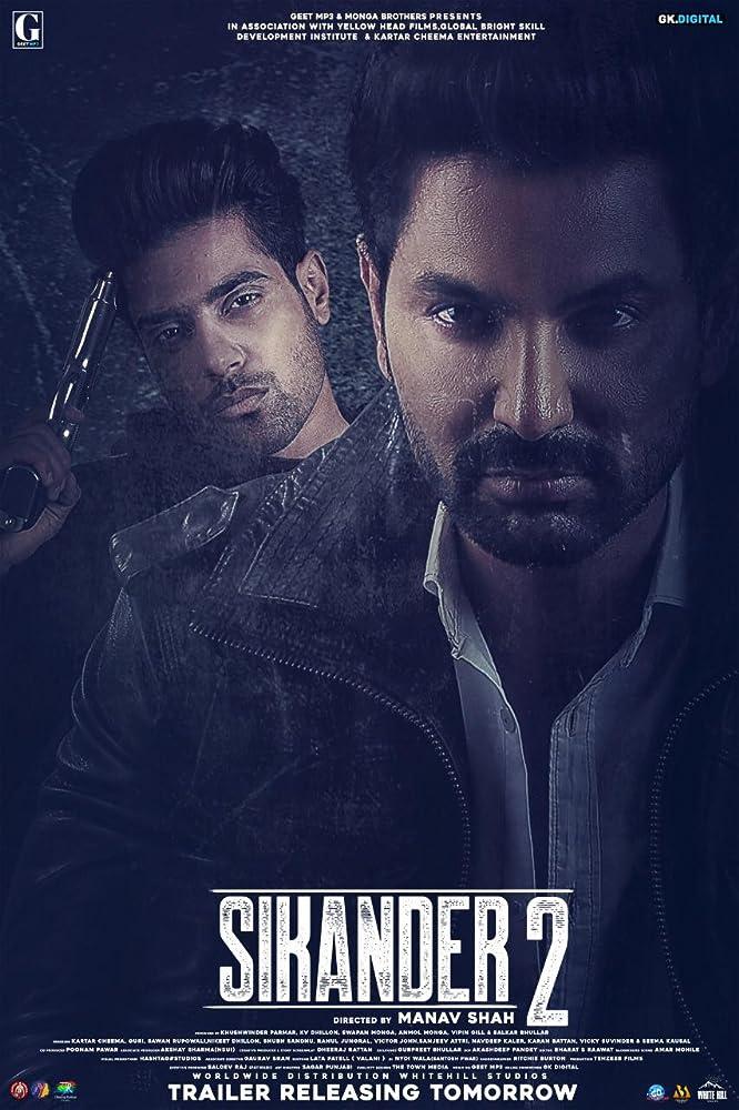 Sikander 2 (2019) Punjabi 720p DVDScr x264 1.2GB Download