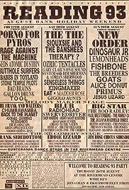 Reading Festival 1993 Poster