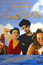 A Summer's Tale (1996) Poster