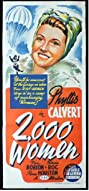 Two Thousand Women (1944) Poster