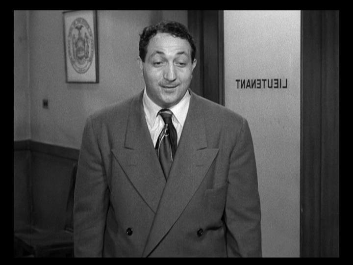 Tom Pedi in The Naked City (1948)