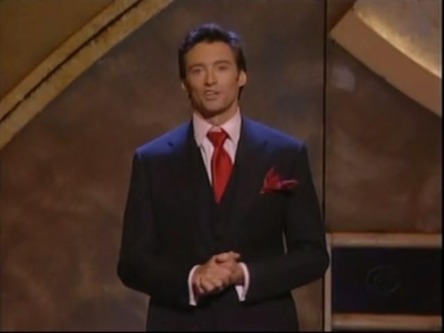 Hugh Jackman in The 58th Annual Tony Awards (2004)