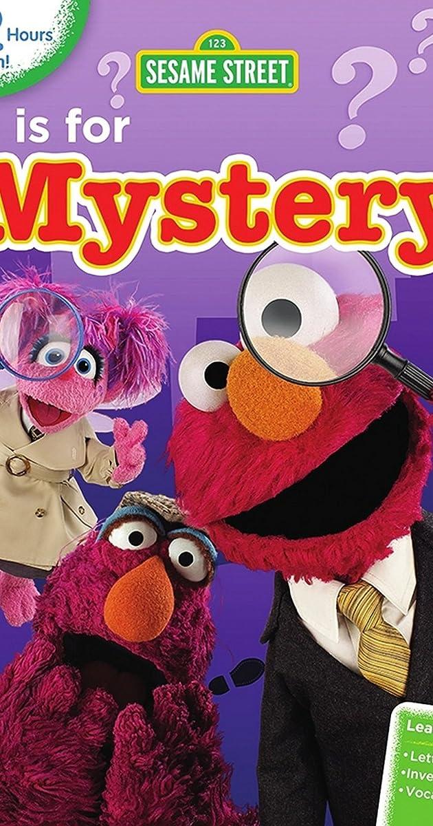 Sesame Street: M Is for Mystery (Video 2014) - Full Cast