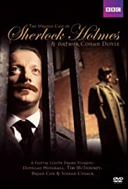 The Strange Case of Sherlock Holmes & Arthur Conan Doyle Poster