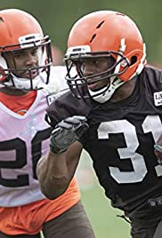 Training Camp with the Cleveland Browns #1 Poster