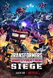 Transformers: War for Cybertron Trilogy (2020) TV Series – Hindi