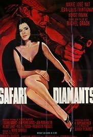 Diamond Safari Poster