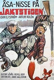 Åsa-Nisse på jaktstigen (1950) Poster - Movie Forum, Cast, Reviews