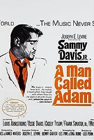 Louis Armstrong and Sammy Davis Jr. in A Man Called Adam (1966)