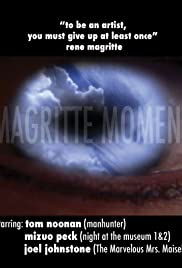 Magritte Moment Poster