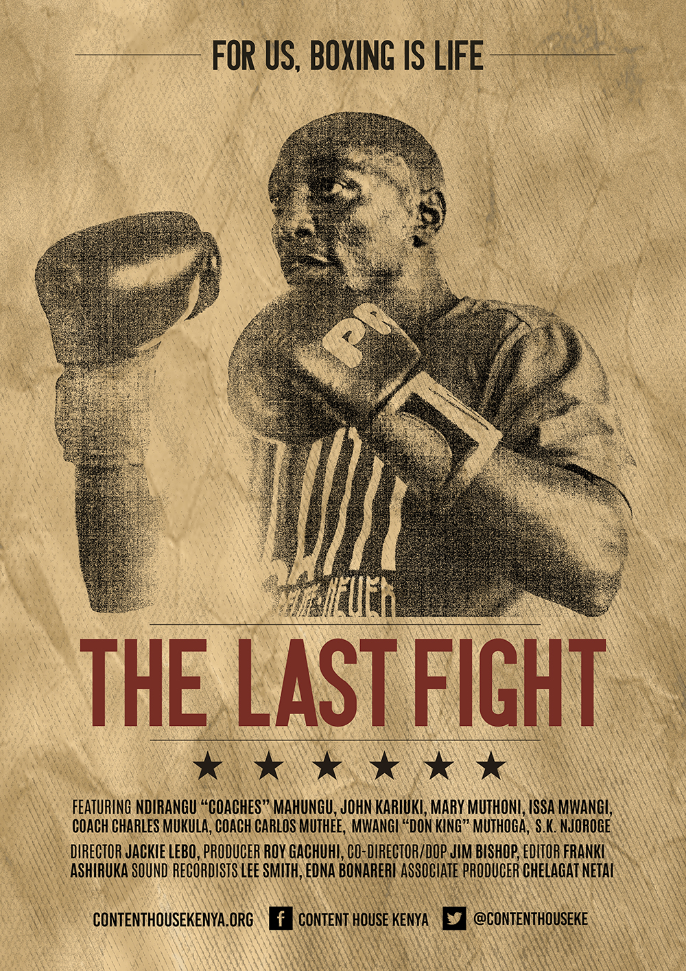 The Last Fight (2015) - IMDb