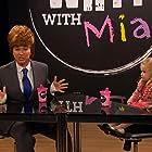 Leigh-Allyn Baker and Mia Talerico in So Random! (2011)