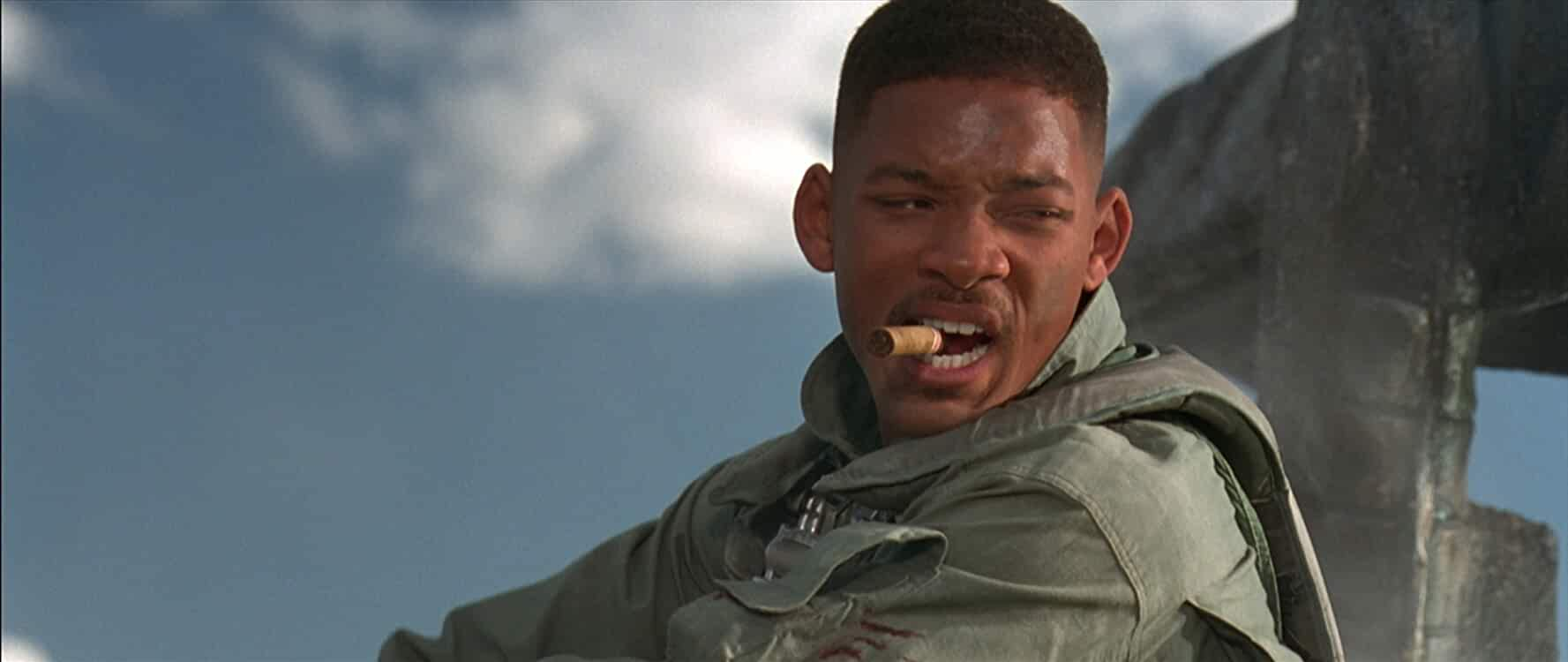 Will Smith in Independence Day 1996