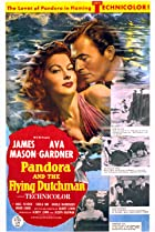 Pandora and the Flying Dutchman (1951) Poster
