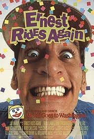 Jim Varney in Ernest Rides Again (1993)