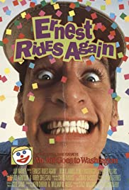 Ernest Rides Again Poster
