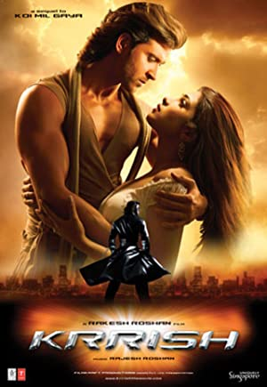 Robin Bhatt (screenplay) Krrish Movie
