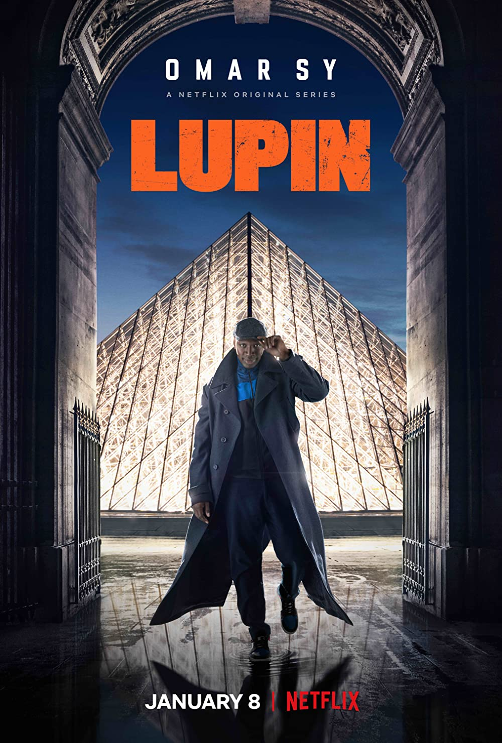 Lupin 2021 S01 Complete Hindi NF Series 720p HDRip 1.6GB Download