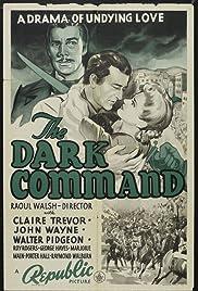Dark Command(1940) Poster - Movie Forum, Cast, Reviews