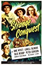 Strange Conquest (1946) Poster
