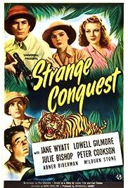 Strange Conquest Poster
