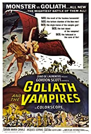Samson vs. the Vampires (1961) Poster - Movie Forum, Cast, Reviews