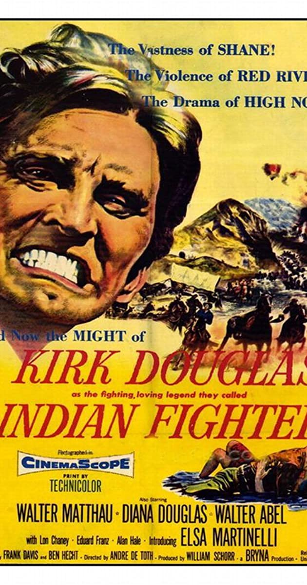 The Indian Fighter (1956) Subtitles