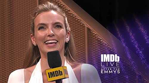 "Jodie Comer Talks Having Two Female Leads in ""Killing Eve"""