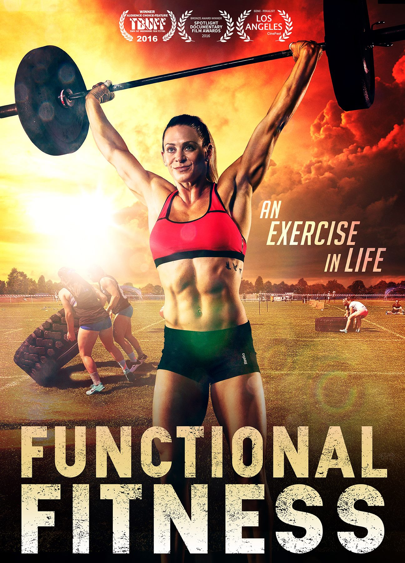 Functional Fitness (2016) - IMDb e3cded9e5