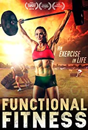 Functional Fitness Poster