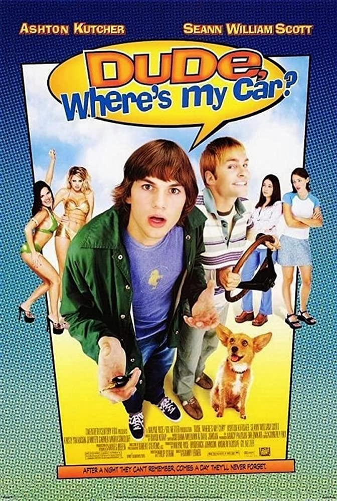 Dude, Where's My Car? download