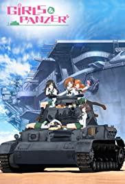 Girls und Panzer Poster