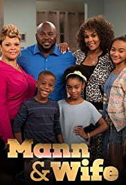 Mann and Wife Poster