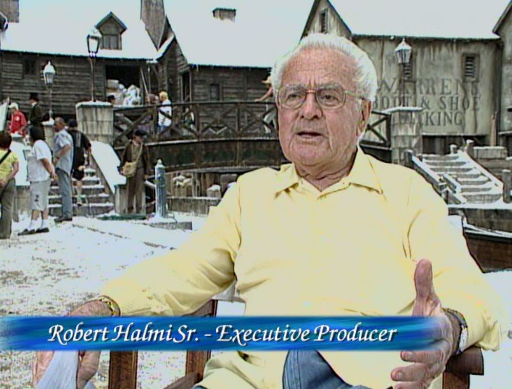 Robert Halmi Sr. in A Christmas Carol (2004)