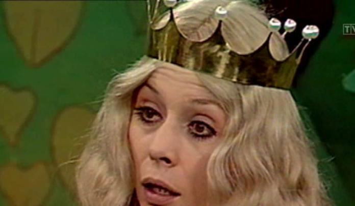 Barbara Wrzesinska in Igraszki z diablem (1979)