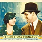 Cary Grant and Sylvia Sidney in Thirty Day Princess (1934)