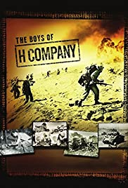 The Boys of H Company Poster