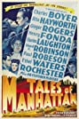 Tales of Manhattan (1942) Poster