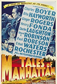 Primary photo for Tales of Manhattan