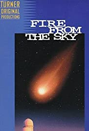Fire from the Sky Poster